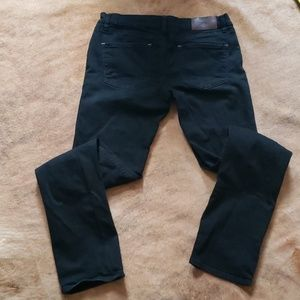 Victoria's secret pink Jean's skinny size 10 long